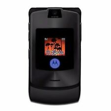 Motorola Moto Razr V3i Black (Unlocked) Mobile Phone with box