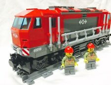 Lego City Heavy Haul Train Locomotive Split From Set 60098 New SALE