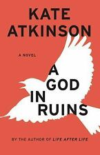 A God in Ruins: A Novel (Todd Family)-ExLibrary