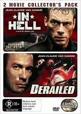 In Hell  / Derailed (DVD, 2007, 2-Disc Set)