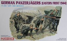 Dragon 6058: 1/35 German Panzerjagers Eastern Front 1944 (4 Figures)