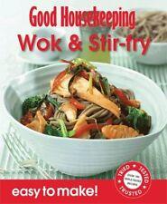 Good Housekeeping Easy to Make! Wok & Stir-fry By Good Housekeeping
