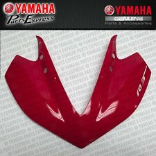NEW 2015 YAMAHA YZF R3 YZFR3 FRONT UPPER COWLING FAIRING RED 1WD-XF83F-20-P2