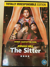 Jonah Hill Sam Rockwell THE SITTER ~ 2012 Babysitting Comedy | UK DVD
