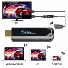 EZCast TV Dongle Wireless Dual Band 2.4GHz WiFi HDMI DLNA Miracast Empfänger