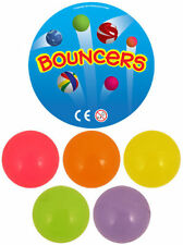 15 Glow in the Dark large 35mm jet super bouncy balls.Great retro toys,