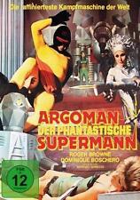 DVD / Argoman - Der phantastische Supermann [Limited Edition] - NEU  (SC)