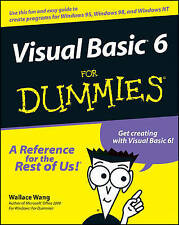Visual Basic 6 for Dummies (for Windows)-ExLibrary