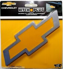 """Chevrolet Chevy GM Hitch plug cover hider insert receiver reese 2"""" or1 1/4"""" new"""