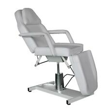 White Facial Massage Table Bed Chair Beauty Salon Equipment