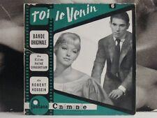 ANDRE COSSELAIN - TOI, LE VENIN / BLUES A LA NUIT / JE SUIS UN DEMON 45 GIRI OST