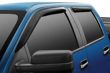 2001 - 2007 Toyota Highlander / Hybrid Slim Tape-on Vent Visors