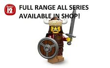 Lego minifigures hun warrior series 12 (71007) unopened new factory sealed