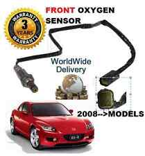 FOR MAZDA RX8 1.3 2.6 4/2008-  FRONT PRE CAT O2 OXYGEN LAMBDA SENSOR 5/6 SPEED
