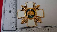 Großes Abzeichen -Militärischer Orden-Abzeichen -Ehrenzeichen