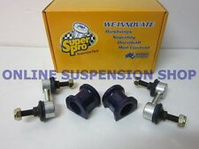 Suits Honda CRV RD1 RD3 97-01 SUPER PRO Front Sway Bar Bush Kit SUPERPRO