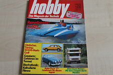 163814) VW Golf I optisches Tuning - Hobby 26/1976