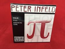 Thomastik Peter Infeld Violin String  Set 4/4 with Tin E