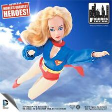 World's Greatest Heroes Retro Superman SUPERGIRL Mego Figures Toy Company