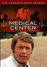 MEDICAL CENTER : COMPLETE SIXTH SEASON 6 -  Region Free DVD - Sealed  (15/03/16)