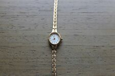 GIVENCHY GOLD SKINNY WATCH RARE $595 WRIST
