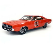 AUTO WORLD 1/18 GENERAL LEE 1969 DODGE CHARGER DIECAST MODEL AMM964