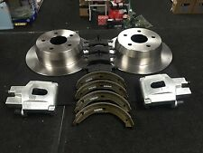 JEEP GRAND CHEROKEE WG WJ 99-04 REAR BRAKE CALIPER BRAKE DISC PAD HANDBRAKE SHOE