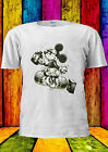 Bad Girl Minnie Mouse Mickey Disney T-shirt Vest Tank Top Men Women Unisex 2041