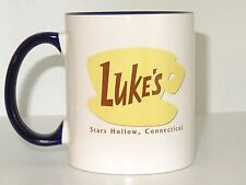 Gilmore Girls Coffee Mug, tea, Luke's Diner Mug, Stars Hollow Connecticut,coffee