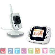 BABYPHONE VIDEOPHONE INTERPHONE VIDEO SURVEILLANCE BEBE AVEC ENREGISTREMENT