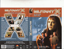 Mutant X-2.10:One Step Closer/Reality Chech-2001-TV Series-DVD