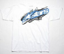 Alpinestars Lined Tee (L) White