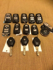 BMW LOT OF 13 OEM SMART REMOTES AND KEYLESS ENTRY REMOTE KEYS