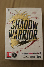 Shadow Warrior 2 PC POLISH SPECIAL EDITION - NEW & SEALED