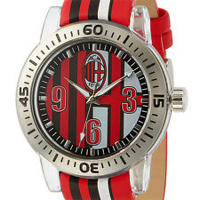 Chronotech Rare A.C MILAN Mens Watch / MSRP $850.00 (CLEARANCE SALE)