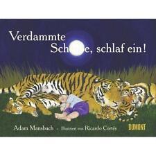 Verdammte Scheiße, schlaf ein! Adam Mansbach CD Hörbuch Kind einschlafen Problem