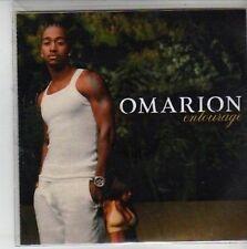 (CG605) Omarion, Entourage - 2007 DJ CD
