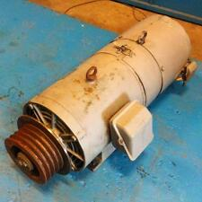 FUJI ELECTRIC 189/200V 1000-1150/3000RPM 7.5kW 10HP DC MOTOR TYPE GGN3168A
