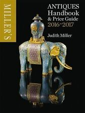 MILLER'S ANTIQUES HANDBOOK & PRICE MILLER'S ANTI - JUDITH MILLER (HARDCOVER) NEW
