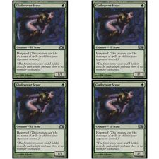 4 x GLADECOVER SCOUT NM mtg M12 Green - Elf Scout Com
