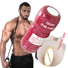 Best Gift !  Male Masturbator_vagin_Pocket_Pussy_Masturbation Cup_Anus  For Man