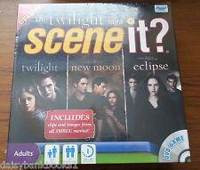"""""""la saga de Twilight"""", escena que?, Dvd Juego Deluxe Ed Crepúsculo, Luna Nueva, Eclipse"""