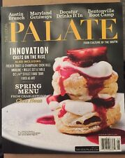 Local Palate Innovation Chefs On The Rise Spring Menu May 2015 FREE SHIPPING!