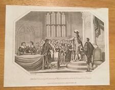 1803 - Charles I - Persons Accused Of Treason.