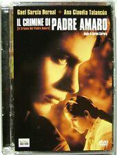Dvd Il Crimine di Padre Amaro - Ed. Super jewel box con Gael Garcia Bernal Usato