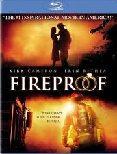Fireproof (2009, REGION A Blu-ray New) BLU-RAY/WS