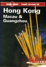 Hong Kong, Macau and Guangzhou by Carol Clewlow (Paperback, 1997)