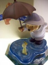Pooh & Friends POOH Figurine We'll Share Forever * NIB * FREE USA SHIPPING