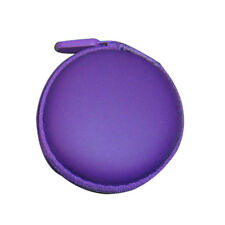 Portable Mini Round Hard Storage Case Bag for Earphone Headphone SD TF Cards