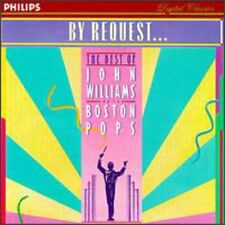 By Request . . . The Best Of - John/Boston Pops Orch. Williams (1990, CD NEUF)
